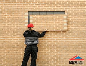 Brick Cladding Installer UK