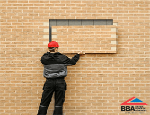 Avtek Solutions Become Approved Brick Cladding Installer for Gebrik